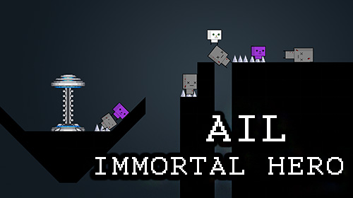 Download Ail: Immortal hero 2D pixel platformer für Android kostenlos.