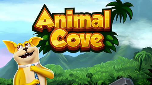 Download Animal cove: Solve puzzles and customize your island für Android kostenlos.