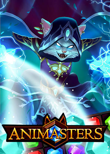 Download Animasters: Match 3 PvP and RPG für Android kostenlos.