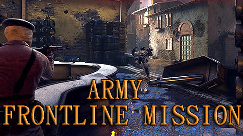 Download Army frontline mission: Strike shooting force 3D für Android kostenlos.