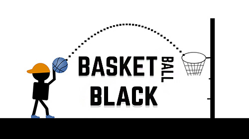 Download Basketball black für Android kostenlos.