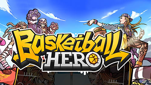 Download Basketball hero für Android kostenlos.