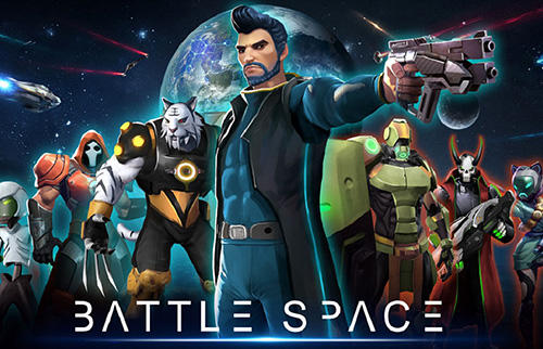 Download Battle space: Strategic war für Android kostenlos.