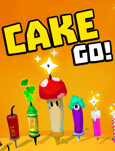 Download Cake go: Party with candle für Android kostenlos.