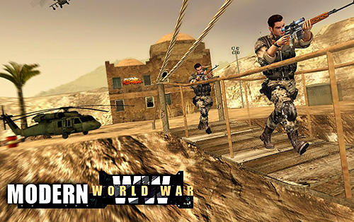 Download Call of modern world war: Free FPS shooting games für Android kostenlos.