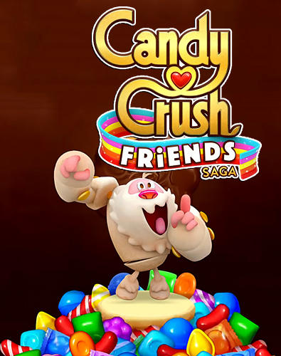 Download Candy crush friends saga für Android kostenlos.