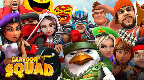 Download Cartoon squad für Android kostenlos.