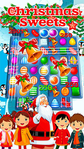 Download Christmas sweets: Match 3 für Android kostenlos.