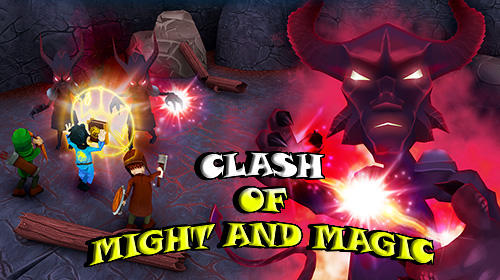 Download Clash of might and magic für Android kostenlos.
