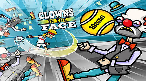 Download Clowns in the face für Android kostenlos.