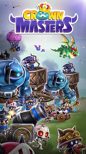 Download Crown masters für Android kostenlos.