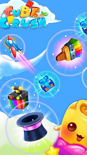 Download Cube crush: Collapse and blast game für Android kostenlos.