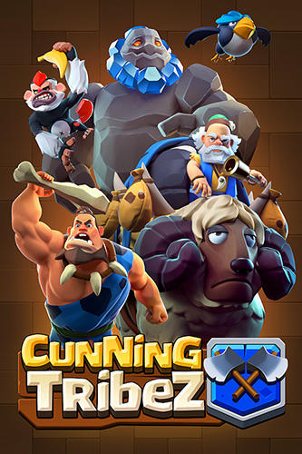 Download Cunning tribez: Road of clash für Android kostenlos.