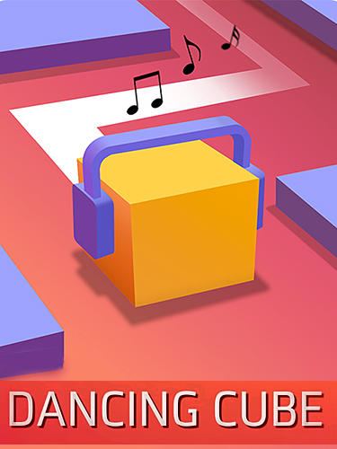 Download Dancing cube: Line jump. Tap tap music world tiles für Android kostenlos.