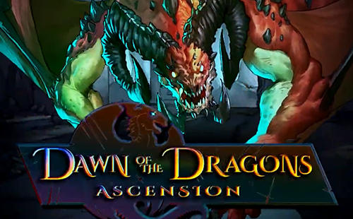 Download Dawn of the dragons: Ascension. Turn based RPG für Android kostenlos.