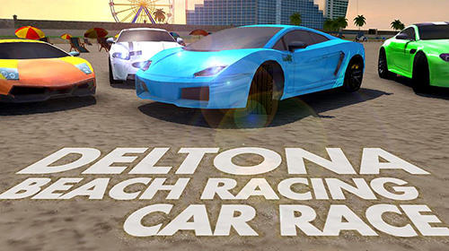 Download Deltona beach racing: Car racing 3D für Android 5.0 kostenlos.