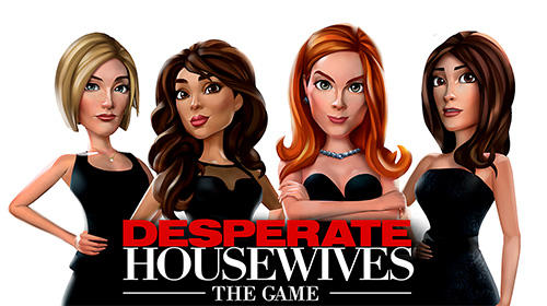 Download Desperate housewives: The game für Android kostenlos.