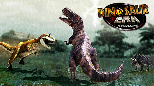 Download Dinosaur era: Survival game für Android kostenlos.