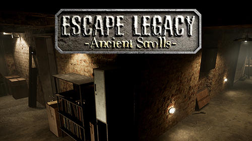 Download Escape legacy: Ancient scrolls VR 3D für Android 5.0 kostenlos.