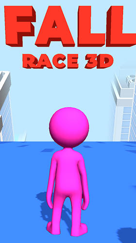 Download Fall race 3D für Android kostenlos.