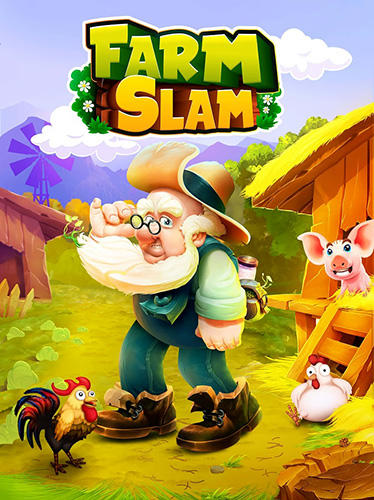 Download Farm slam: Match and build für Android kostenlos.