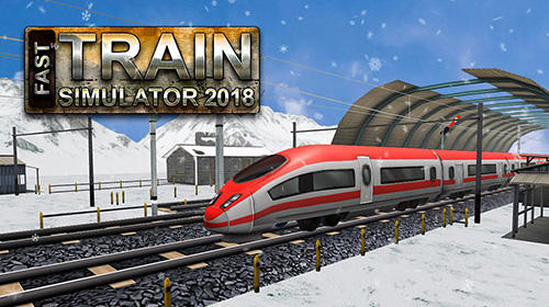 Download Fast train simulator 2018 für Android kostenlos.