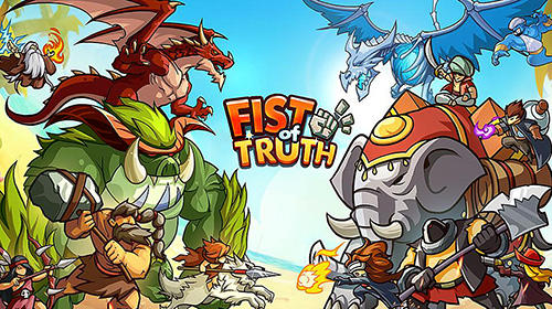 Download Fist of truth: Magic storm für Android kostenlos.