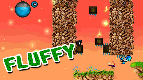 Download Fluffy: Dangerous trip für Android kostenlos.