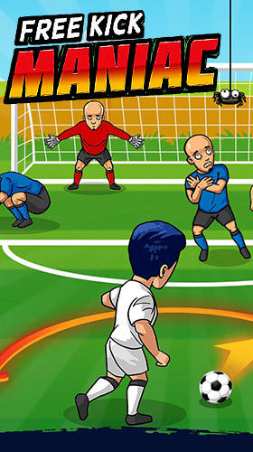Download Freekick maniac: Penalty shootout soccer game 2018 für Android kostenlos.
