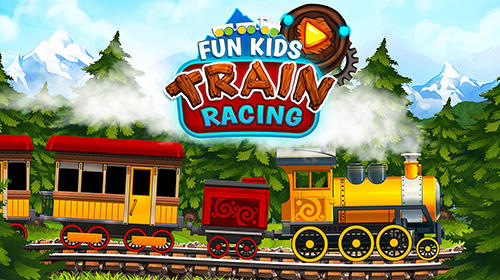 Download Fun kids train racing games für Android kostenlos.