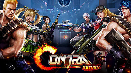 Download Garena contra: Return für Android 4.0.3 kostenlos.