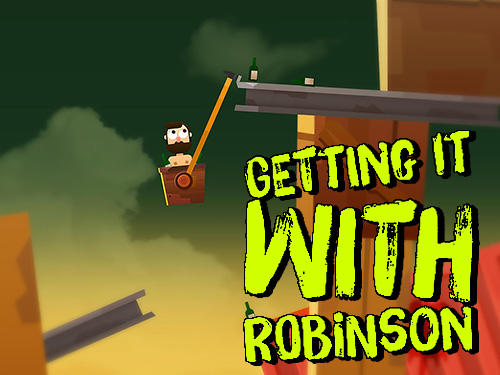 Download Getting over it with Robinson für Android kostenlos.