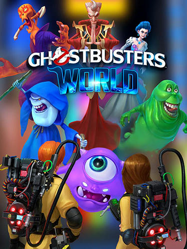 Download Ghostbusters world für Android kostenlos.