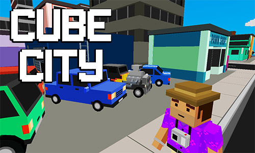 Download Grand cube city: Sandbox life simulator für Android kostenlos.