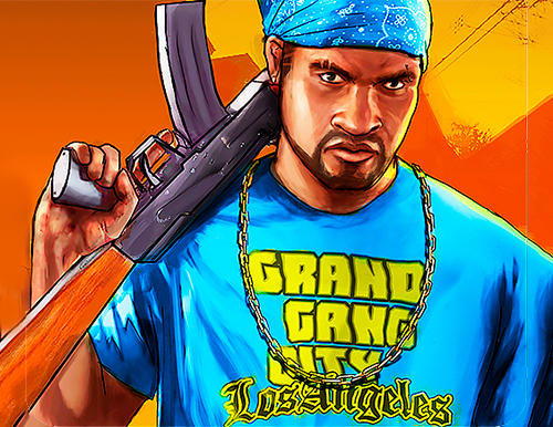 Download Grand gang city Los Angeles für Android kostenlos.