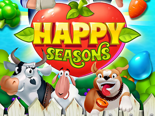 Download Happy seasons: Match and farm für Android kostenlos.
