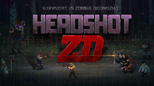 Download Headshot ZD : Survivors vs zombie doomsday für Android kostenlos.