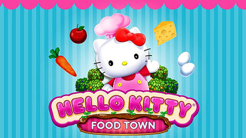 Download Hello Kitty: Food town für Android kostenlos.