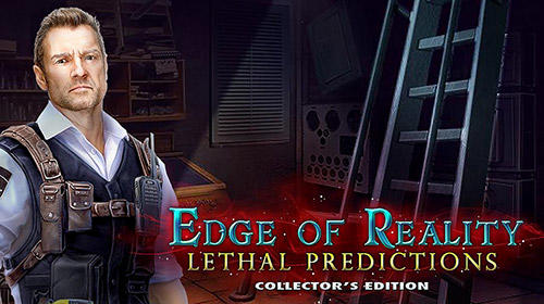Download Hidden object. Edge of reality: Lethal prediction. Collector's edition für Android kostenlos.
