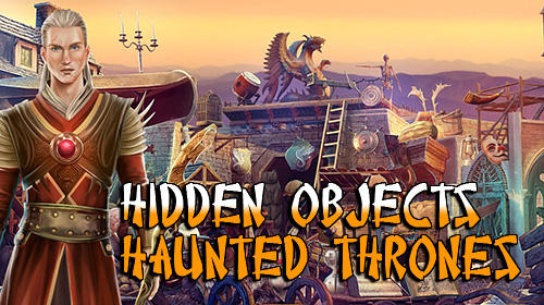 Download Hidden objects haunted thrones: Find objects game für Android kostenlos.