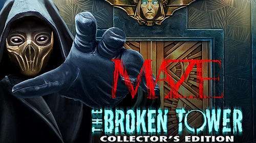 Download Hidden objects. Maze: The broken tower. Collector's edition für Android kostenlos.