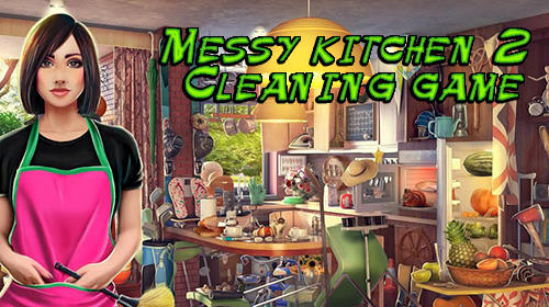 Download Hidden objects. Messy kitchen 2: Cleaning game für Android kostenlos.