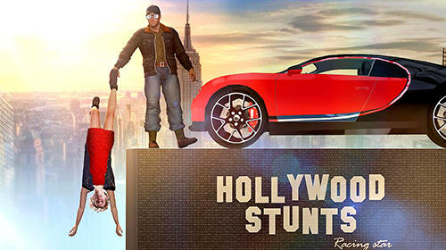 Download Hollywood stunts racing star für Android kostenlos.
