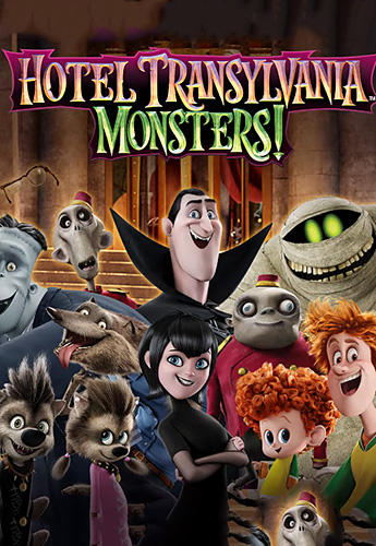 Download Hotel Transylvania: Monsters! Puzzle action game für Android kostenlos.