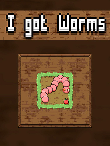 Download I got worms für Android kostenlos.