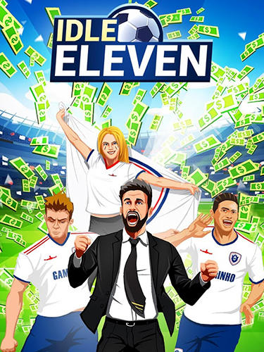 Download Idle eleven: Be a millionaire football tycoon für Android kostenlos.