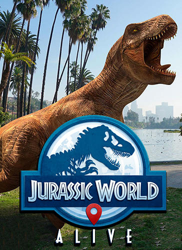 Download Jurassic world alive für Android kostenlos.
