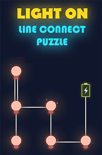 Download Light on: Line connect puzzle für Android kostenlos.