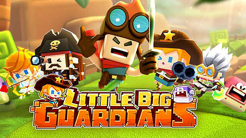 Download Little big guardians.io für Android kostenlos.