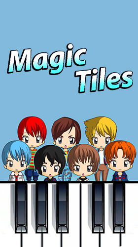 Download Magic tiles: BTS edition für Android kostenlos.